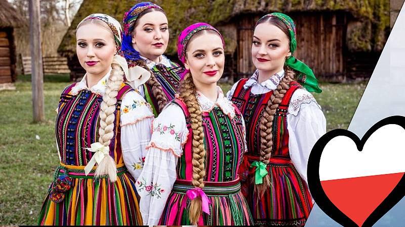"""Eurovisión 2019 - Tulia (Polonia): Videoclip de """"Pali sie"""""""