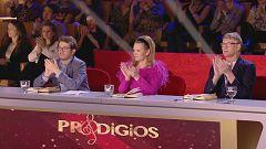 Lucía y Raúl pasan a la final en la categoría de canto