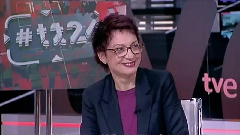 La tarde en 24 horas - Entrevista: Anna Bosch, periodista TVE, y Rafael Calduch, catedrático - ver ahora
