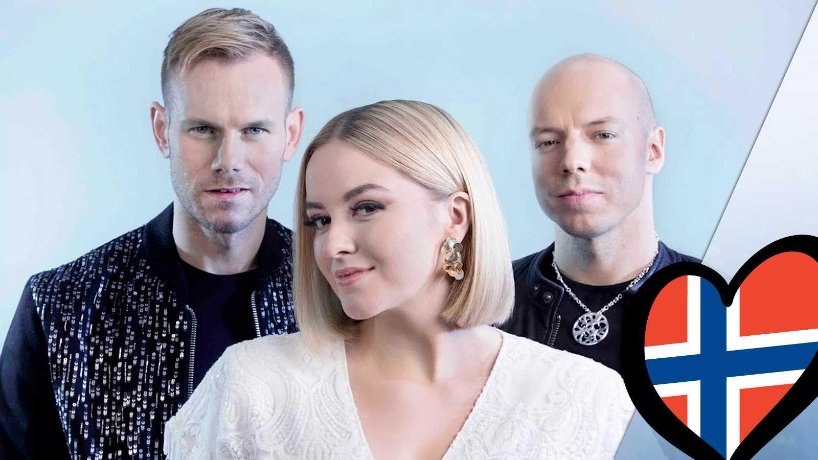 "Eurovisión 2019 - KEiiNO (Noruega): Videoclip de ""Spirit In The Sky"""