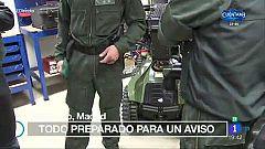 España Directo - Simulacro con los TEDAX