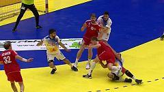 Balonmano - Europa Cup de Selecciones 2018/19 3ª jornada: Austria - España