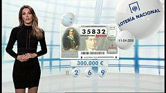 Lotería Nacional + La Primitiva + Bonoloto - 11/04/19