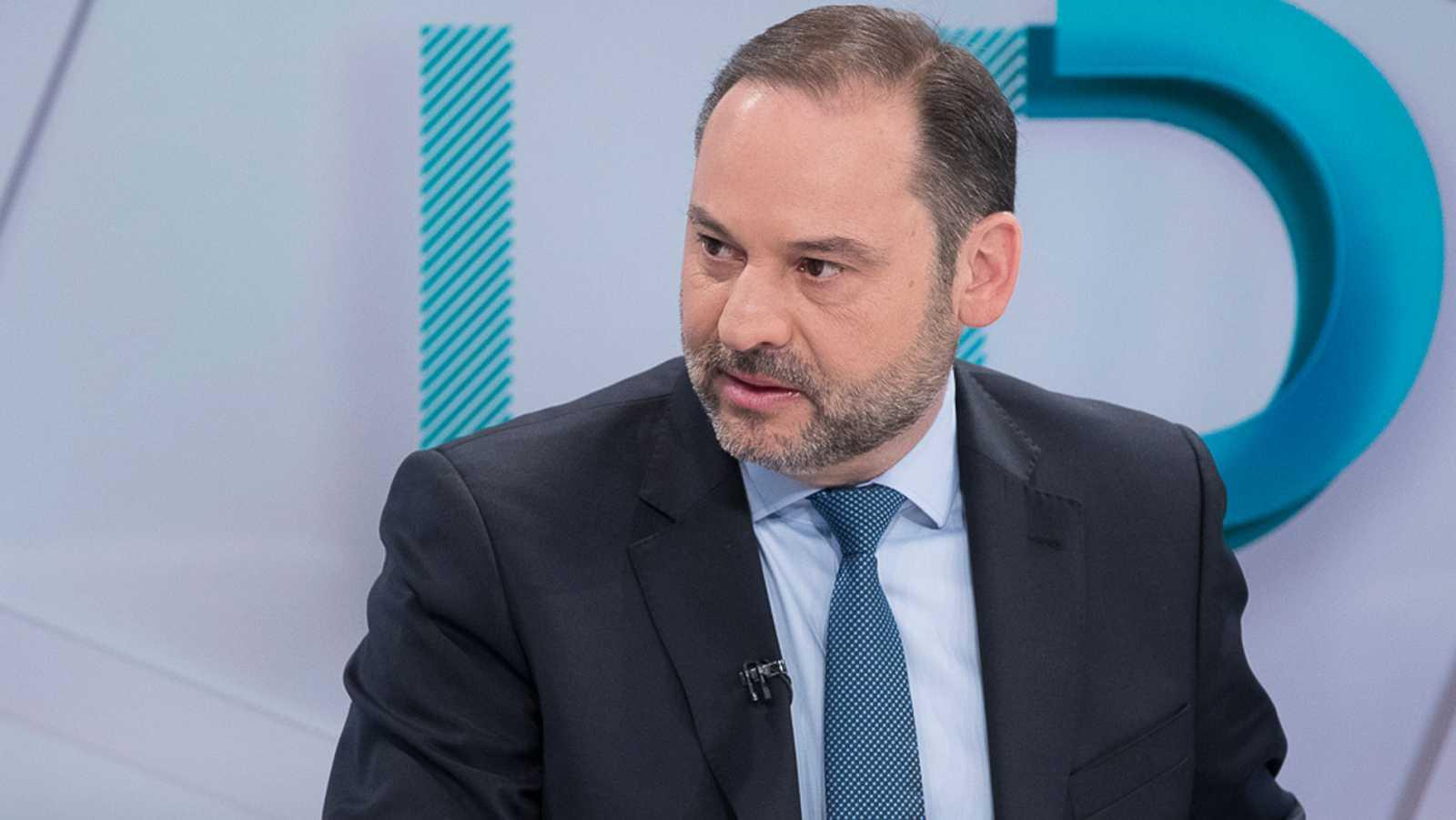 """Ábalos justifica la ausencia de Sánchez en un debate en TVE como una estrategia electoral """"interesada"""""""