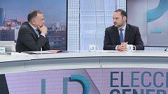 Los desayunos de TVE - Teodoro García Egea, secretario general del PP; y José Luis Ábalos, secretario de Organización del PSOE