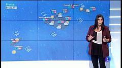 El temps a les Illes Balears - 12/04/19