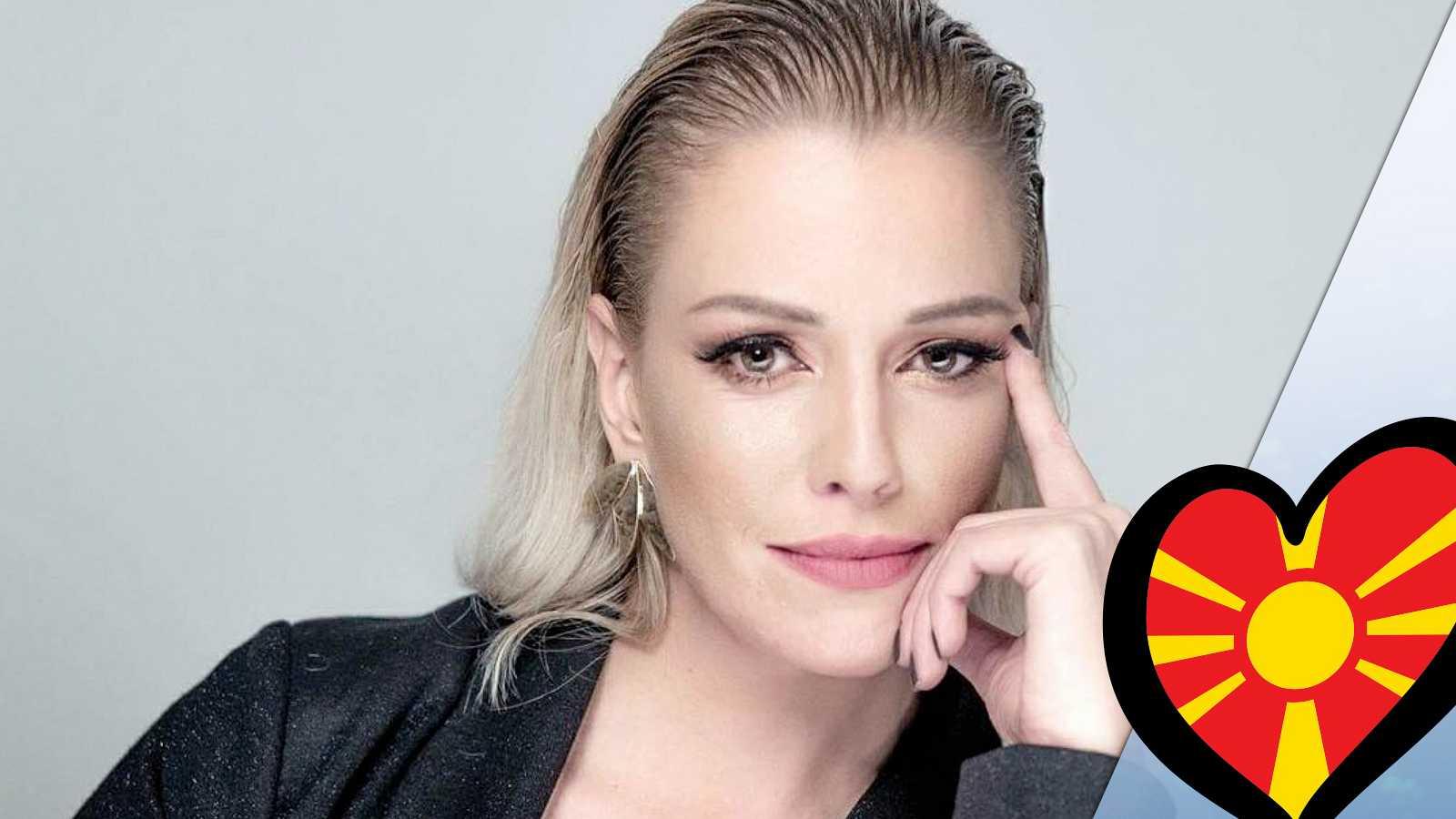 """Eurovisión 2019 - Tamara Todevska (ARY de Macedonia): Videoclip de """"Proud"""""""