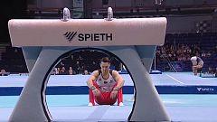 Gimnasia artística - Campeonato de Europa. Final masculina