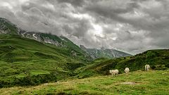 Posibles precipitaciones en el País Vasco y nordeste de Navarra