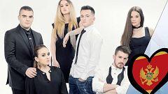 "Eurovisión 2019 - D-Moll (Montenegro): Videoclip de ""Heaven"""