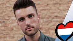 """Eurovisión 2019 - Duncan Laurence (Países Bajos): Videoclip de """"Arcade"""""""