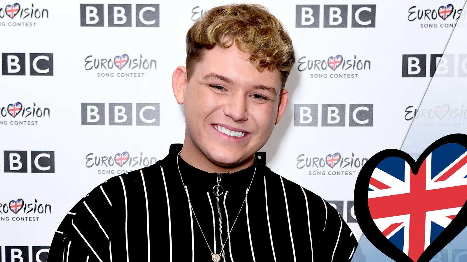 "Eurovisión 2019 - Michael Rice (Reino Unido): Videoclip de ""Bigger than us"""