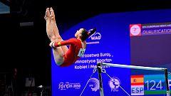 Gimnasia artística - Campeonato de Europa. Final femenina