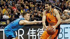 Baloncesto - Eurocup Playoff Final 2º partido: Alba Berlín - Valencia Basket