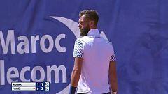 Tenis - ATP 250 Torneo Marrakech 1/4 de Final: J. Munar - B. Paire