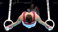 Gimnasia artística - Campeonato de Europa. Final por Aparatos I