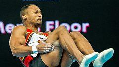 Ray Zapata acaba sexto en la final de suelo en los Europeos