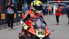 Se cancela la primera carrera de la Ronda de Holanda de Superbike por la lluvia