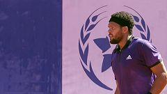 Tenis - ATP 250 Torneo Marrakech Semifinal: B. Paire - J. Tsonga