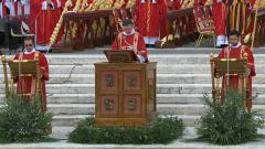 El día del Señor - Santa Misa del Domingo de Ramos