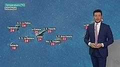 El tiempo en Canarias - 14/04/2019