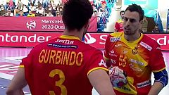 Balonmano - Europa Cup de Selecciones 2018/19 4ª jornada: España - Austria