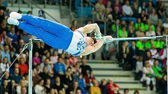 Gimnasia artística - Campeonato de Europa. Final por Aparatos II