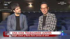 Corazón - Entrevista a Àngel Llacer y Manu Guix