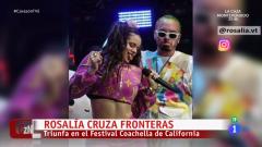 Corazón - Rosalía actúa en Coachella
