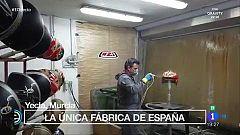 España Directo- Fabricando cascos