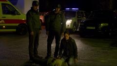 La caza. Monteperdido - Gaizka asesina al teniente Santiago Baín