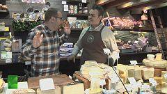 Aquí la tierra - Trivial del queso en España