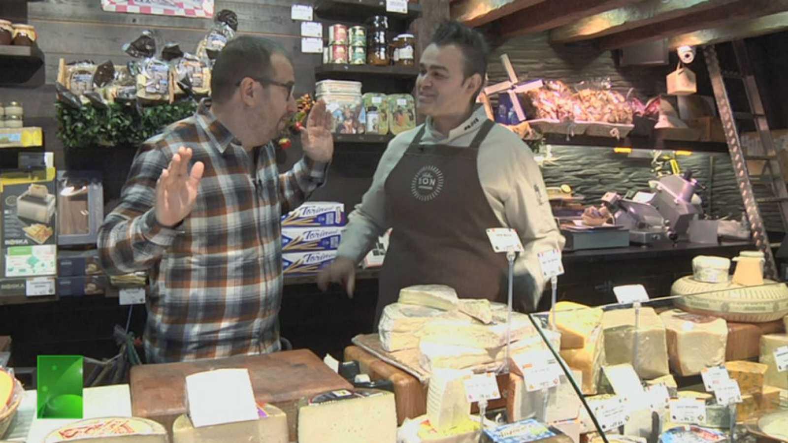 Trivial del queso en España
