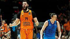 El Valencia Basket vence a Alba de Berlín y conquista al Eurocup 2019