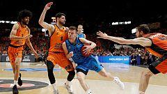 Baloncesto - Eurocup Playoff Final 3º partido: Valencia Basket - Alba Berlín