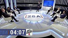 Especial informativo - Debate elecciones generales: Candidatos por Barcelona
