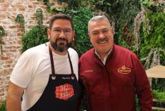 """Luis Pacheco, experto en frutos rojos, visita """"Hacer de comer"""""""