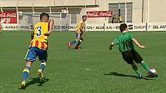 Fútbol - Trofeo SEAT Masculino: Valencia - Periso