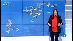 El temps a les Illes Balears - 16/04/19