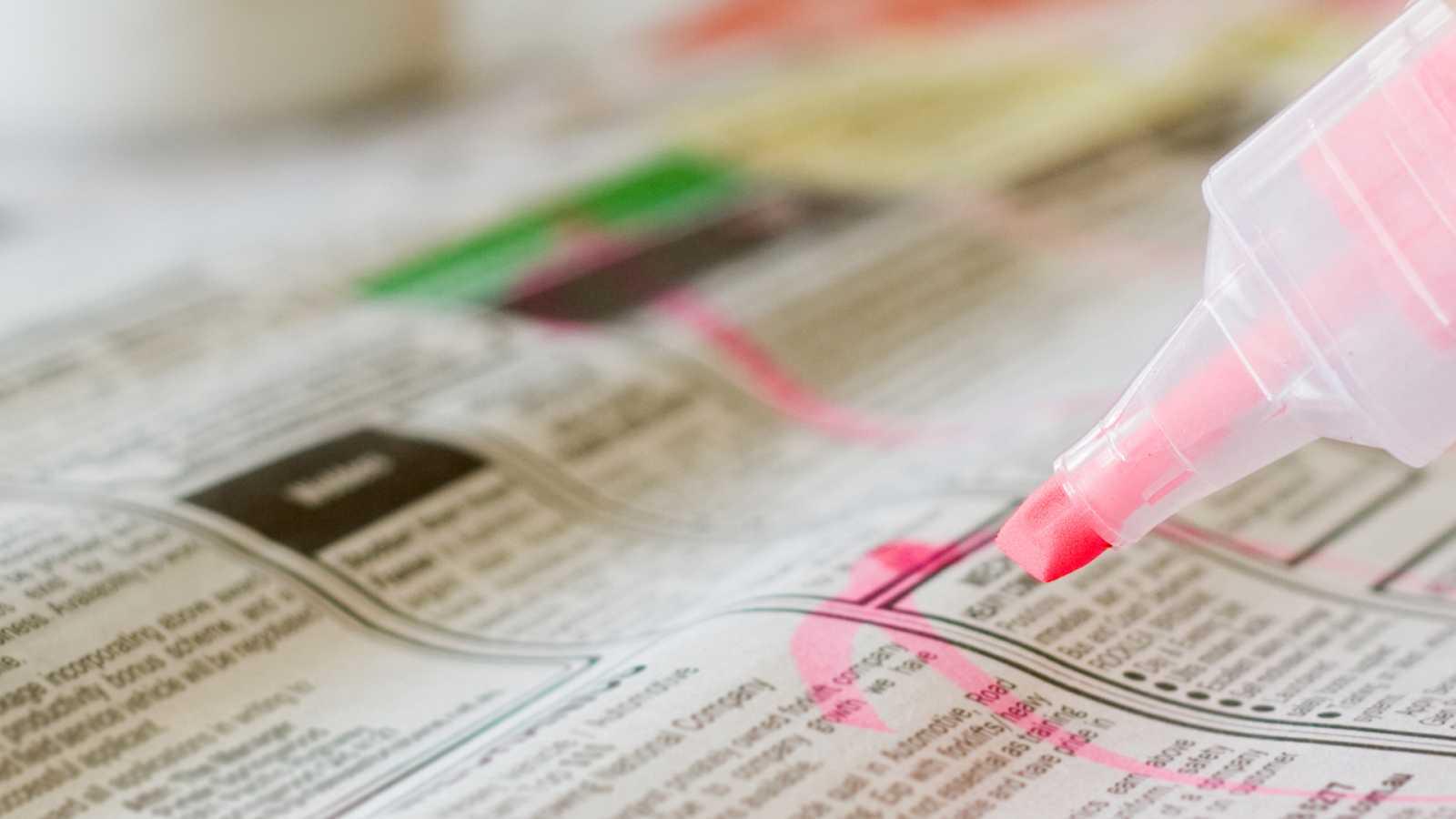 La prensa canaria retira a partir del 1 de mayo los anuncios sobre prostitución por atentar contra la dignidad de la mujer.