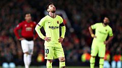 Barça y United dirimen el primero de los semifinalistas en el Camp Nou