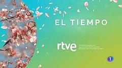 El tiempo - 16/04/2019
