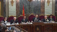 """El coordinador de los antidisturios en Girona: """"Di orden de usar las defensas porque estaban sufriendo una agresión bastante violenta"""""""