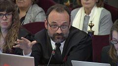 """Marchena, al abogado Salellas: """"La pregunta no es pertinente, llevamos 20 sesiones hablando de la masa"""""""