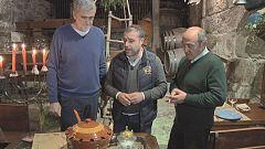 Aquí la tierra - Iturriaga y la queimada gallega