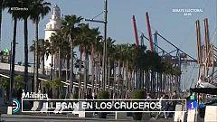 España Directo- Semana Santa en crucero