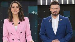 "Rufián a Arrimadas: ""Modérate, que el PSOE no te va a hacer ministra de Defensa"""