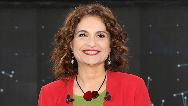 """María Jesús Montero pide a los votantes que elijan """"entre la foto de Colón"""" o el proyecto del PSOE"""