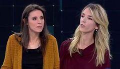 """Álvarez de Toledo a Irene Montero: """"Habéis llevado el feminismo a una lucha desquiciada"""""""