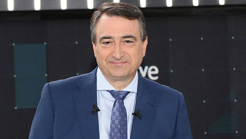 Aitor Esteban cree que los grandes partidos nacionales no piensan en los intereses de Euskadi